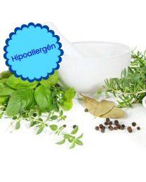 Gyógynövényes hipoallergén illat